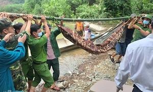 Worker found dead following hydropower plant landslide