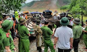 No rescue attempt spared at Vietnam hydropower plant landslide