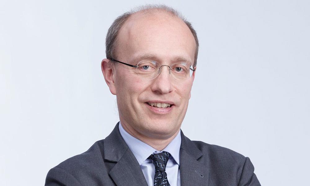 Jens Lottner, CEO of Techcombank. Photo courtesy of Techcombank.