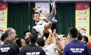 Thai Son Nam wins Vietnam Futsal League 2020
