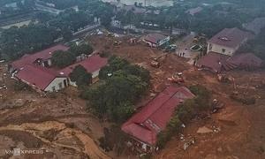 Vietnam steps up rescue, evacuation after third deadly landslide