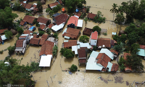Central Vietnam flooding death toll rises to 88