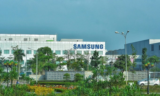 Vietnam PM tells Samsung to set up chip plant