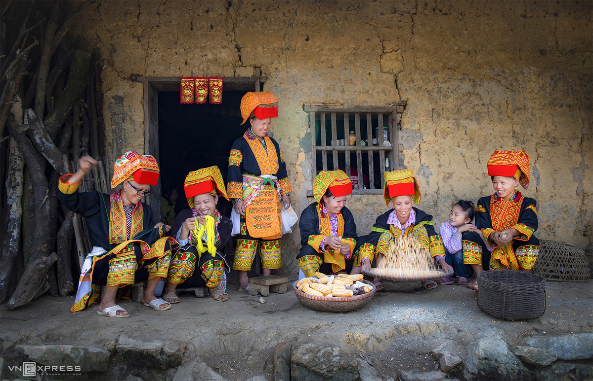 Experience daily life of Dao people in northern Vietnam
