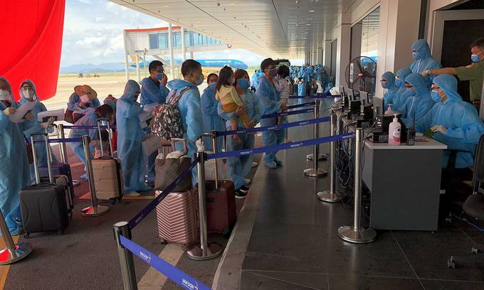 Angola returnee is Vietnam's latest Covid-19 case
