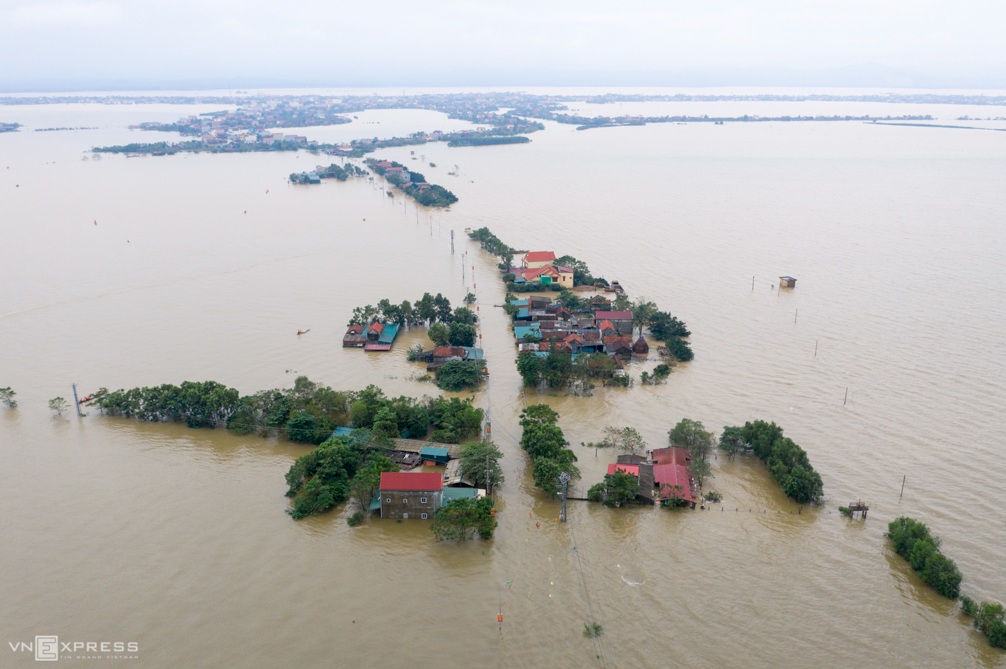 Quang Binh welcomes much-needed disaster relief