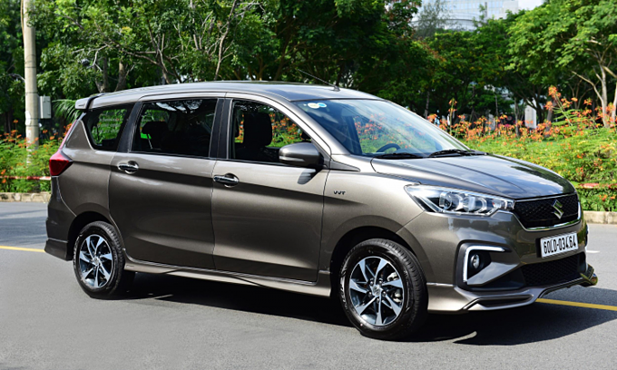 Suzuki mulls assembling passenger cars in Vietnam
