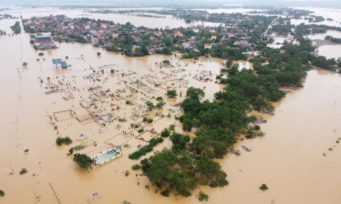 Australia to provide Vietnam $71,300 for flood relief