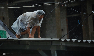 Vietnam prepares to evacuate over 1.2 million people ahead of Storm Molave