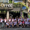 Saigon cafe peddles to cycling enthusiasts