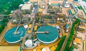 Mitsubishi buys 10 pct stake in Masan mining unit