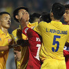 Three players suspended for violence in V. League games
