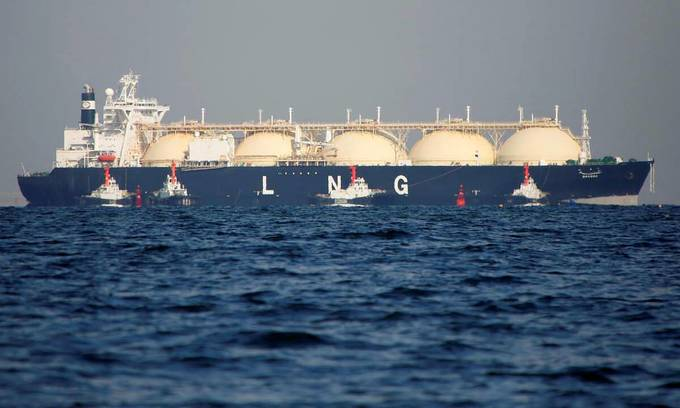 LNG power project in Vietnam to utilize American services