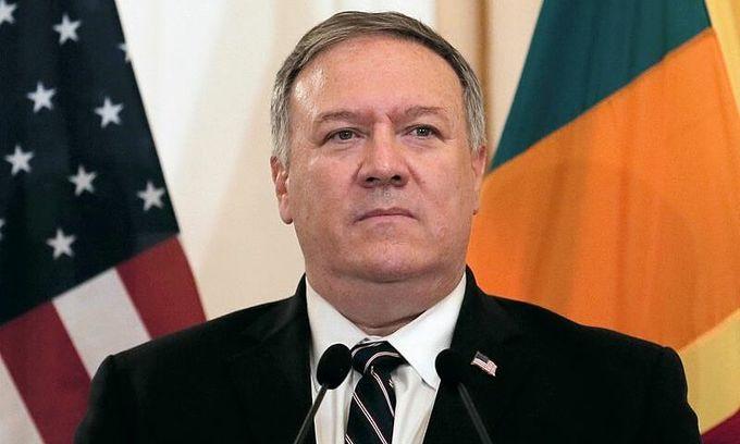 US Secretary of State Pompeo to visit Vietnam