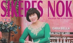 Hungarian magazine features Vietnamese businesswoman for success