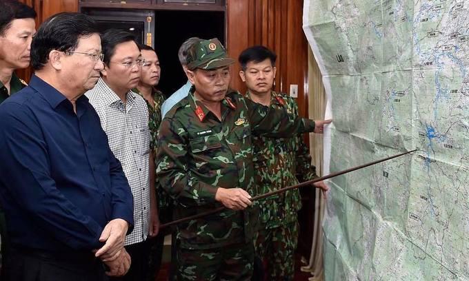 Landslides kill seven, leave 46 missing in central Vietnam
