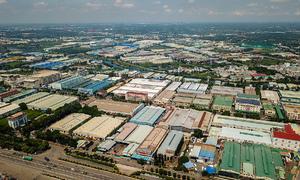 Industrial estate rents surge in HCMC, Hanoi
