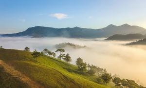 Five popular spots for cloud hunting in Da Lat