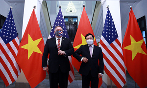 US backs a strong, independent Vietnam: Pompeo