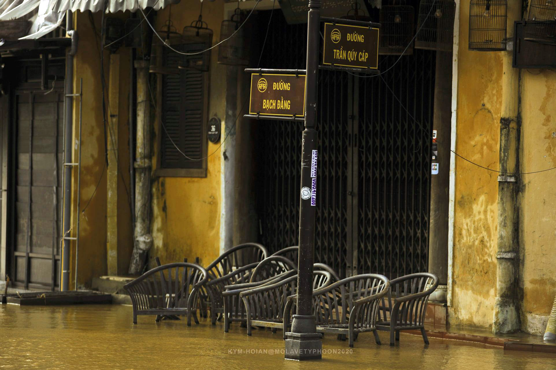 Hoi An limps back after storm Molave destruction