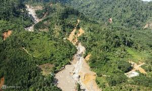Deforestation, construction to blame for central Vietnam landslides
