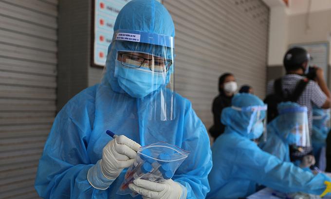 US, Russia returnees Vietnam's latest Covid-19 cases