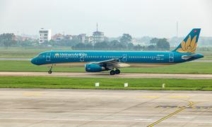 Vietnam Airlines flight delayed after passenger burns paper towel