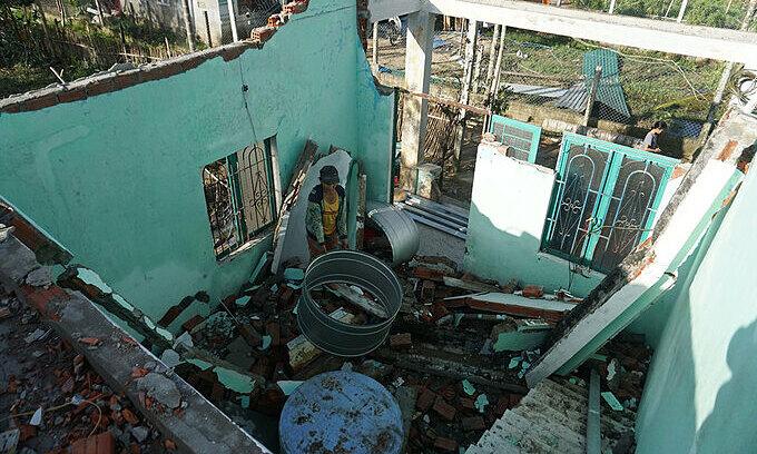 Vietnam reckons October disaster damage at $734 mln