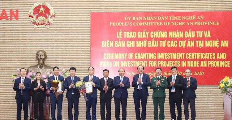 Goertek Precision Industry Vietnam (Goertek Vina) got IRC on 16 October 2020.