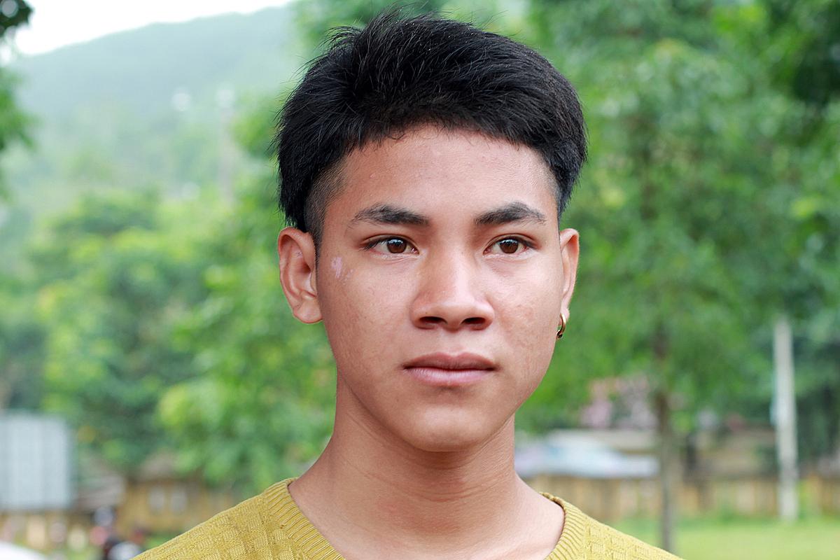 Ho Van Sut. Photo by VnExpress/Hoang Tao