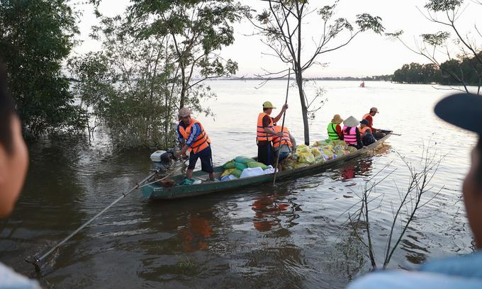 UK pledges $649,000 in central Vietnam flood relief