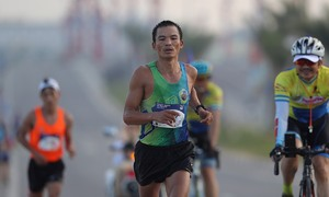 VnExpress Marathon Quy Nhon warms up for 2021