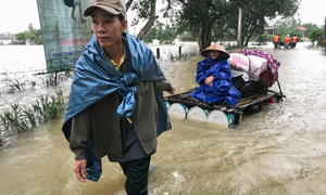 Netherlands to give $2.35 mln for central Vietnam disaster relief