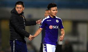 Aggressive showdown sees Hanoi FC coach banned from final V. League 1 clash