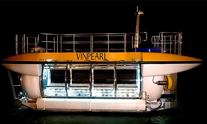 PM green-lights submarine tour in Nha Trang Bay
