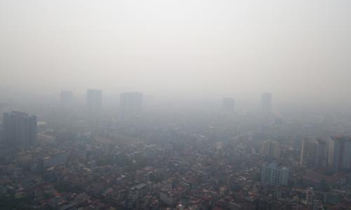 Northern Vietnam records hazardous air pollution