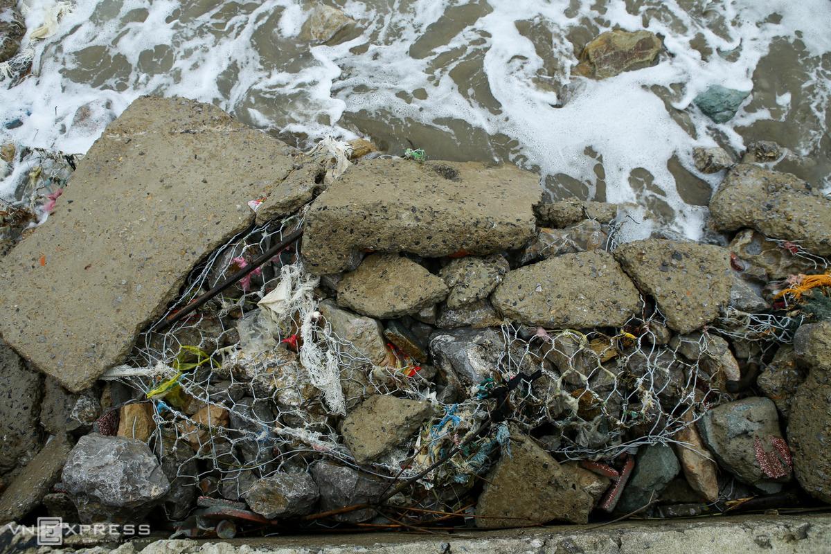 Coastal developments pay the price as storms wreak havoc
