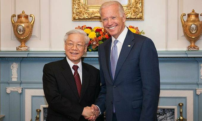 Biden economic policies likely to be kinder on Vietnam: analysts