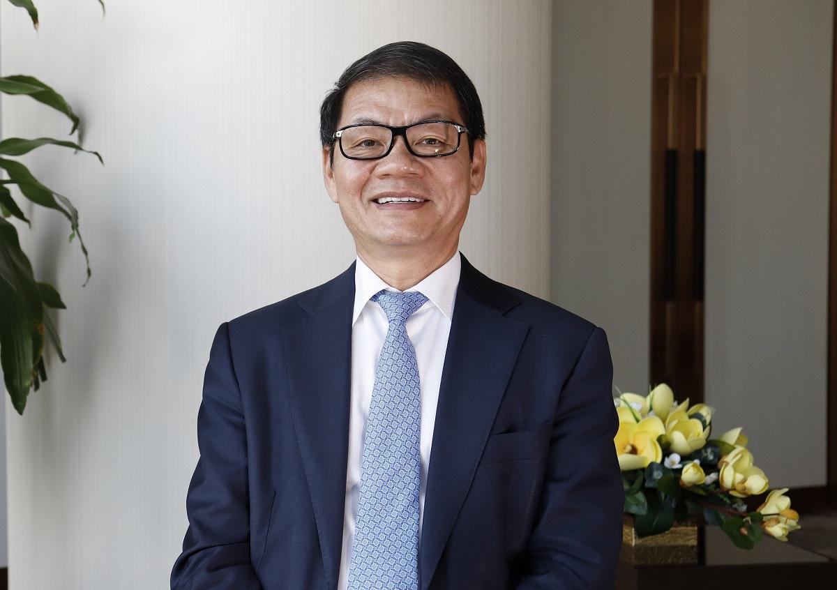 THACO chairman Tran Ba Duong. Photo courtesy of THACO.