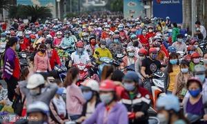 HCMC firms shift gears on recruitment drive