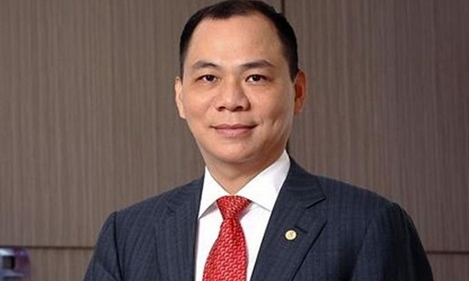 Vietnam's richest man among Asia's top philanthropists: Forbes