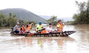 No respite for central Vietnam from landslides, flooding