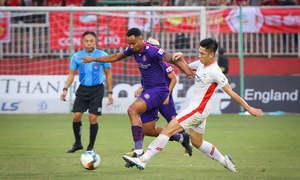 Three foreigners among 16 bidding Saigon FC farewell after V. League 1