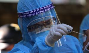 Hungarian expert Vietnam's latest Covid-19 case