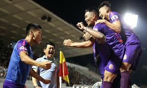 2020 V. League 1: a season of notoriety