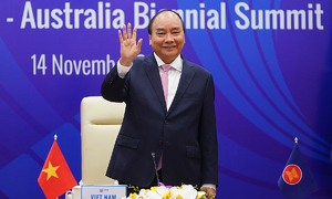 Australia, New Zealand pledge $669 mln to ASEAN