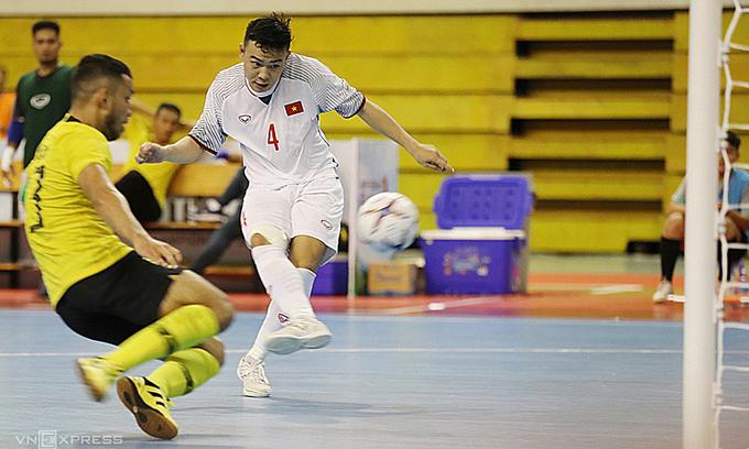 Vietnam eye Futsal World Cup slot