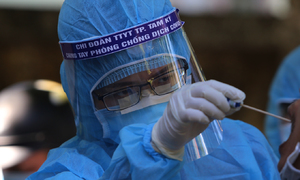 16 people from Russia Vietnam's latest Covid-19 cases