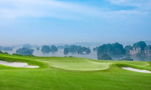 Vietnam golf tourism ad appears on CNBC