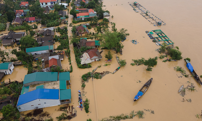 Vietnam wants destructive Linfa retired from list of storm names